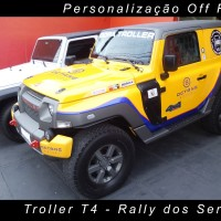 Off Road - Troller T4